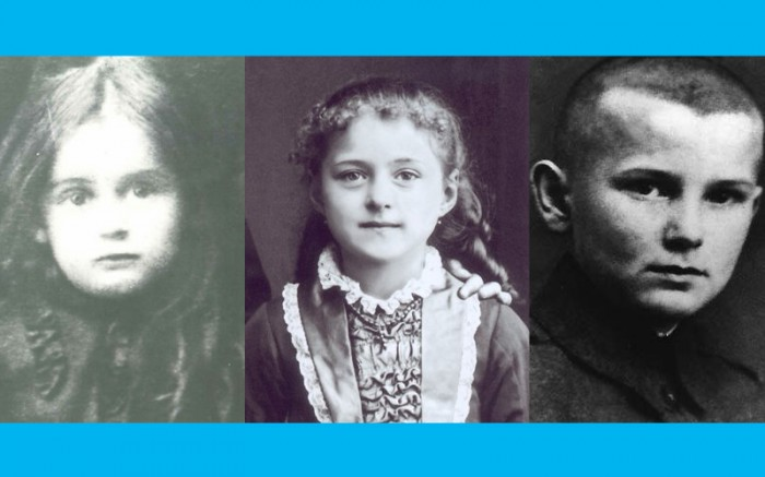 Szentek gyerekként! Bájos, és ritka fotók példaképeinkről!