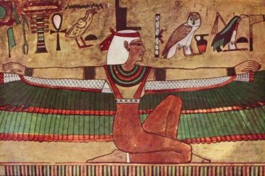 Anyának lenni az ókori Egyiptomban