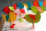 Készítsünk tavaszváró madárkát a gyermekünkkel!