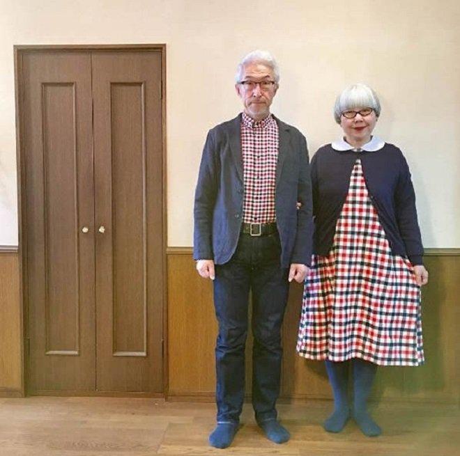 37 éve házasok és minden egyes nap összeöltöznek!