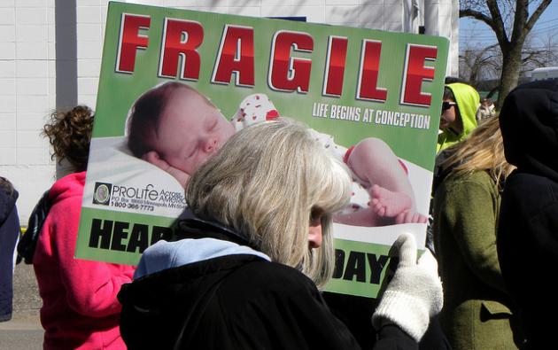 Missouri államban a képviselőház is megszavazta a szigorított abortusztörvényt