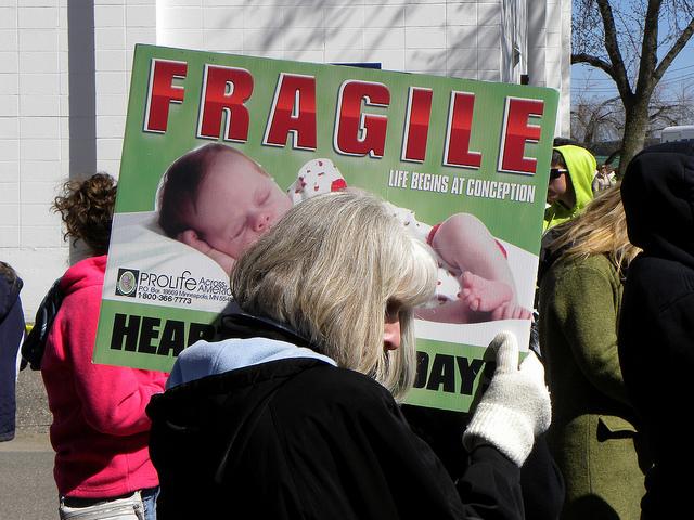 Komoly vita Horvátországban az abortusztörvény kapcsán!