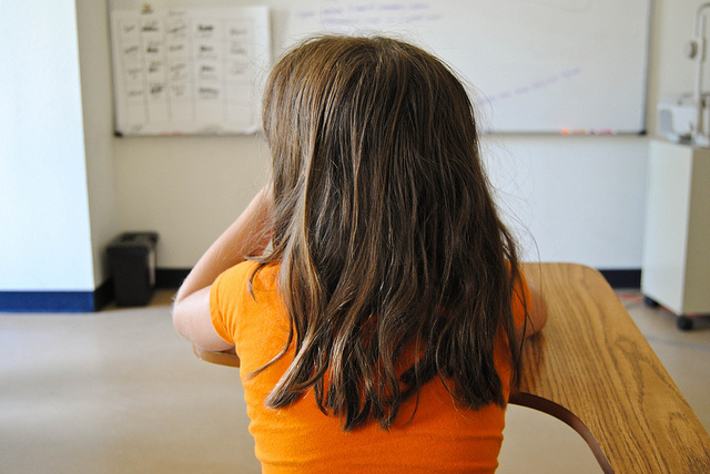A szorongó gyereknek romolhat a teljesítménye