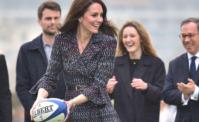 Így szurkol egy hercegné - Katalin és a rugby