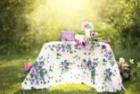 10 ötlet tavaszi kerti parti dekorációhoz