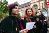Jogerős: rendesen helyretették a gusztustalan tüntetőket