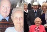 77 közös év, 5 gyermek, 12 unoka és 2 ükunoka!