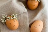Hogyan fessünk 60 hímes tojást 4 óra alatt - avagy atyaég anya, holnap jönnek a locsolók!