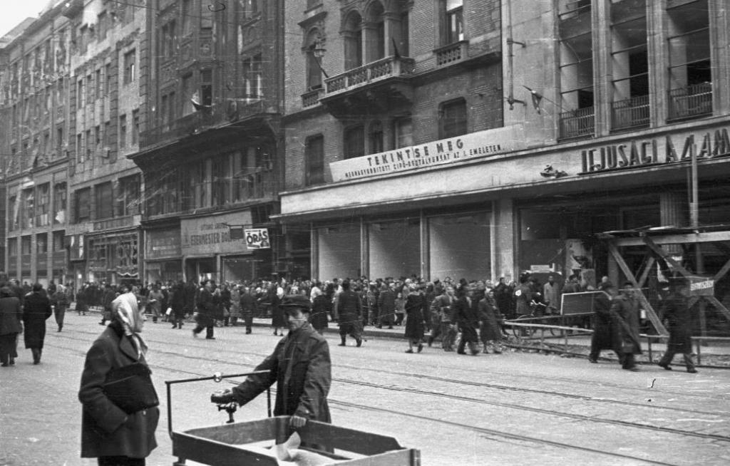 Hétköznapok a forradalom után