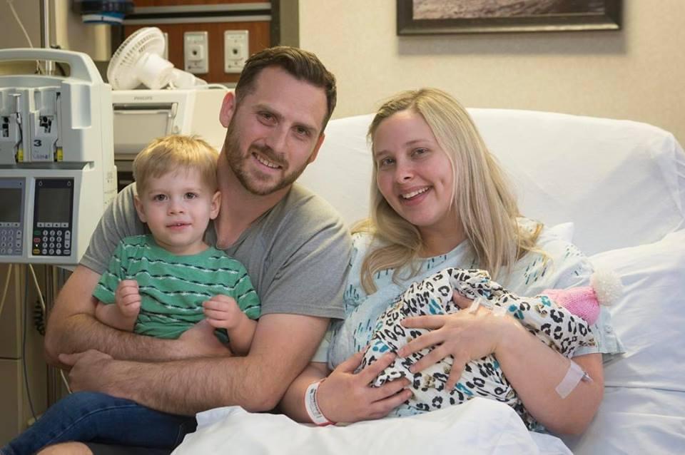 Könnyfakasztó: megszülte halálos beteg babáját, hogy a szerveivel másoknak segítsen