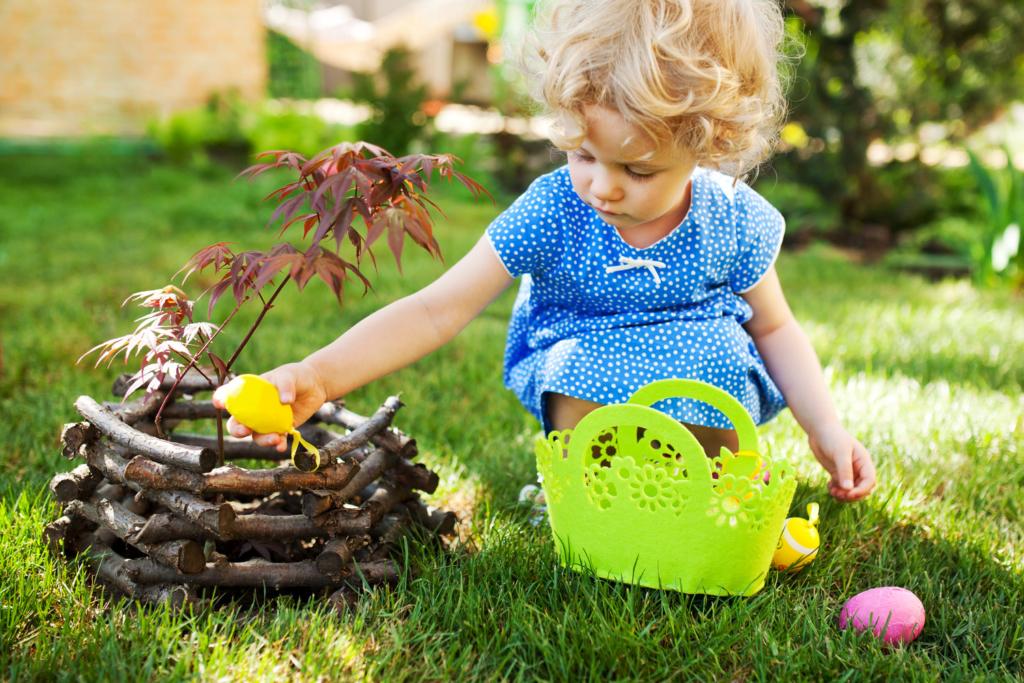 Húsvét: cukor helyett ezekkel töltsd meg a nyuszi zsákját