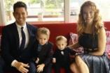 Jobban van Michael Bublé rákkal diagnosztizált kisfia