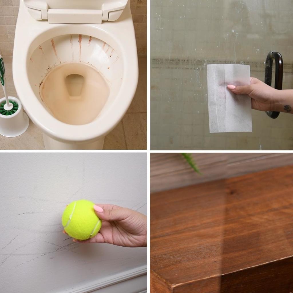 VIDEÓ! 6 szinte hihetetlen megoldás a napi takarításra! Érdemes megnézni!