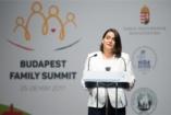 Novák Katalin: a család a legfontosabb közösség