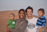 Anyák a világ körül - 6. rész: Abu-Dzabi