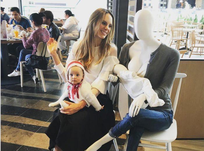"""""""Szoptatás-barát"""" bevásárlóközpontok Kolumbiában"""