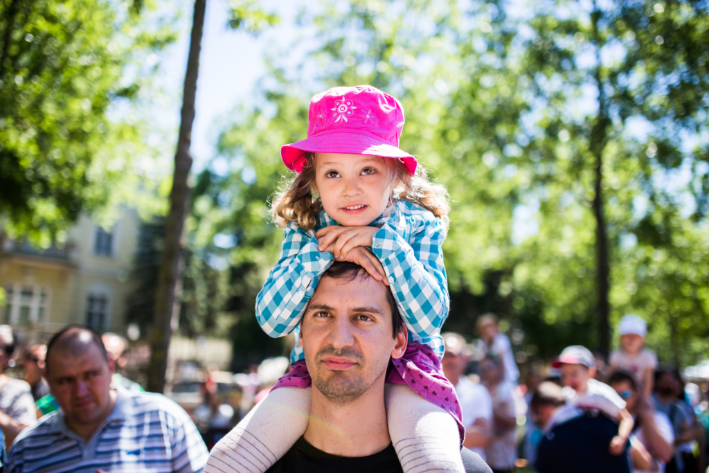 5+1 dolog, amire figyeljünk, ha fesztiválra indulunk gyerekekkel