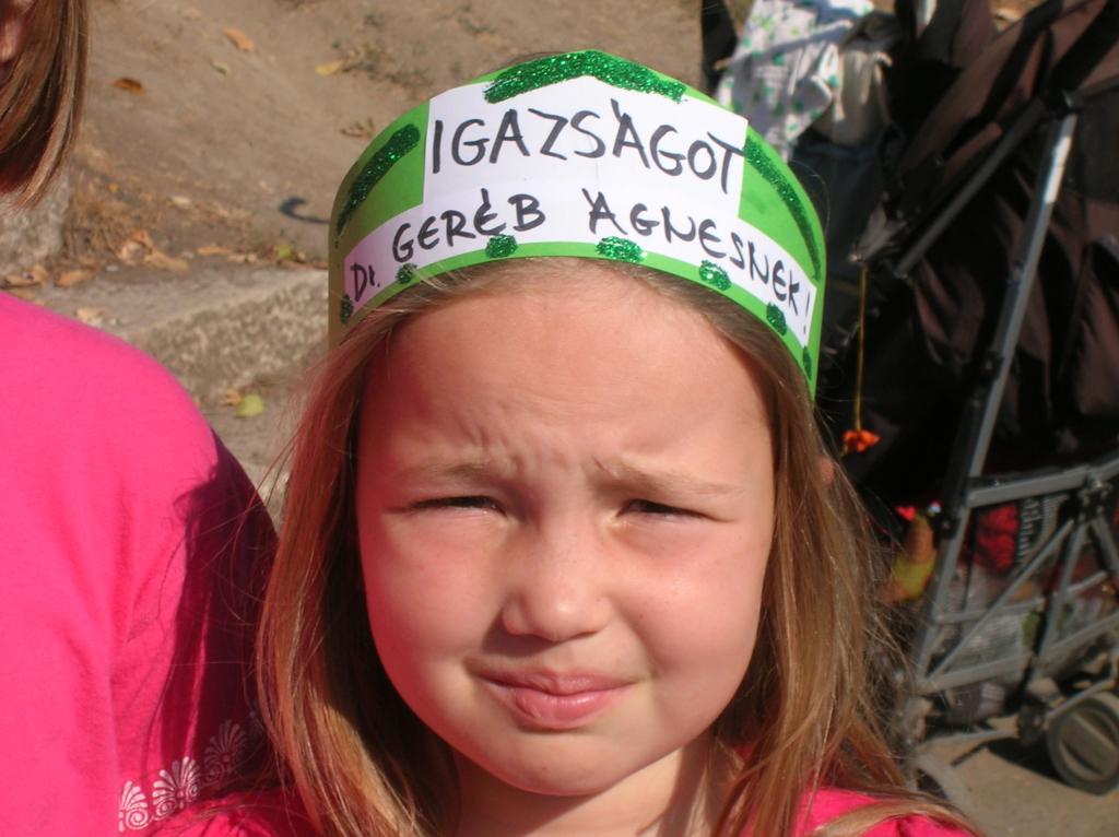 Szabadságot Geréb Ágnesnek! – százak mozdultak a bábáért + fotók