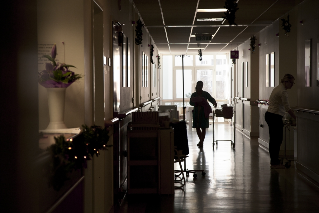 Új szülészeti osztály épül a Tolna Megyei Balassa János Kórházban