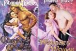 Romantikus lektűrök címlapjait képezték le hús-vér emberekkel