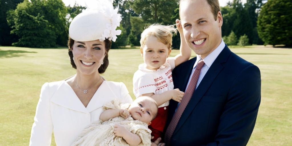 Új fotók a brit hercegi családról