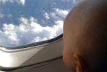 Baba született a felhők felett!