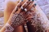 Mulandó tetoválás: A henna