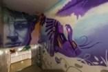 Amikor 100 graffiti művész kezelésbe vesz egy iskolát