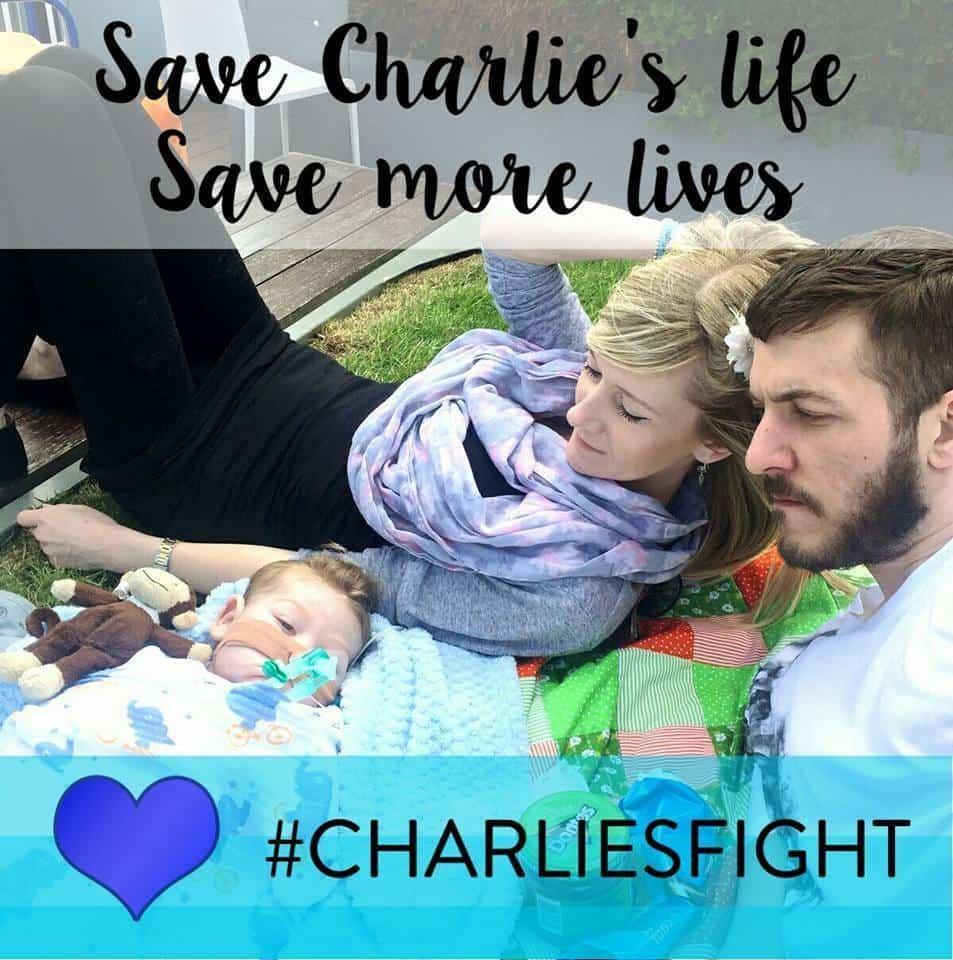 Hamarosan megszületik a végső döntés Charlie Gard ügyében - A felháborodott édesapa kiviharzott a mai meghallgatásról