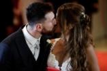 Lionel Messi tegnap megnősült