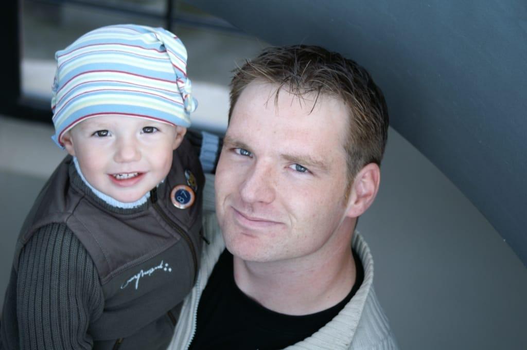 Apa-gyermek minőségi idő: trendi önámítás?