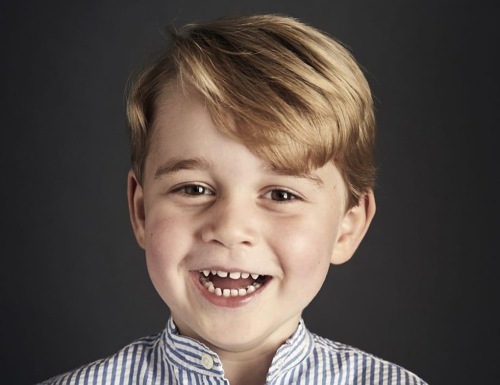 Új nevet kap György herceg az iskolakezdésre
