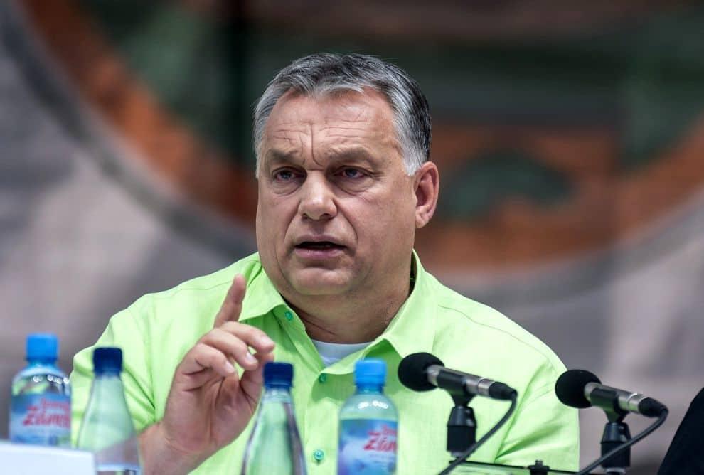 Orbán Viktor: családonként átlagosan 2,1 gyerekre lenne szükség