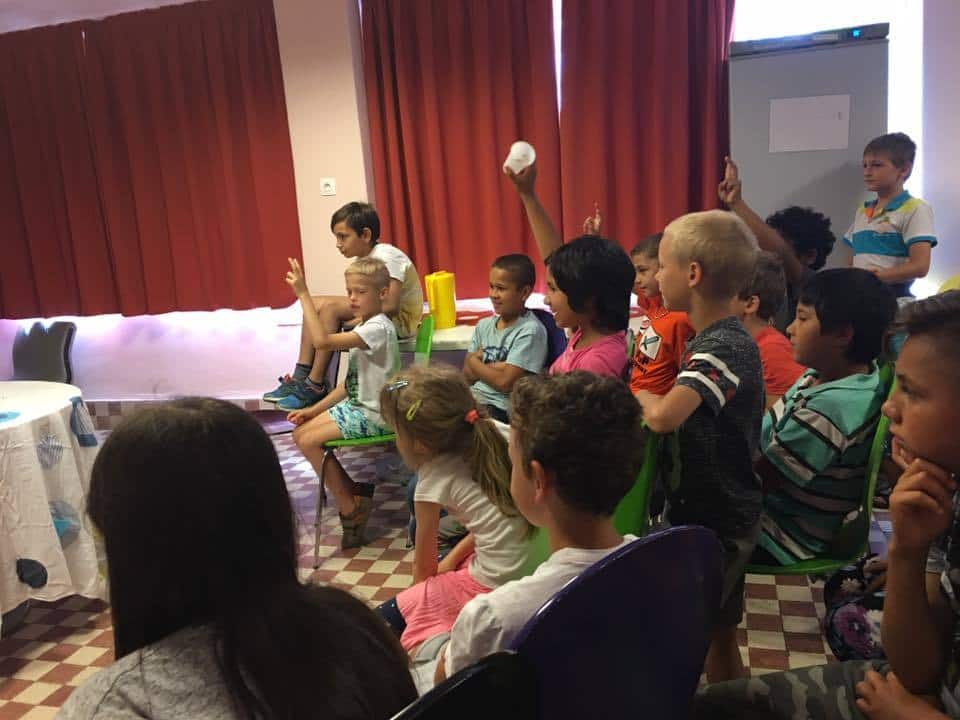 Állami gondozott gyerekeknek szervezett tábort a Szülők Háza Alapítvány