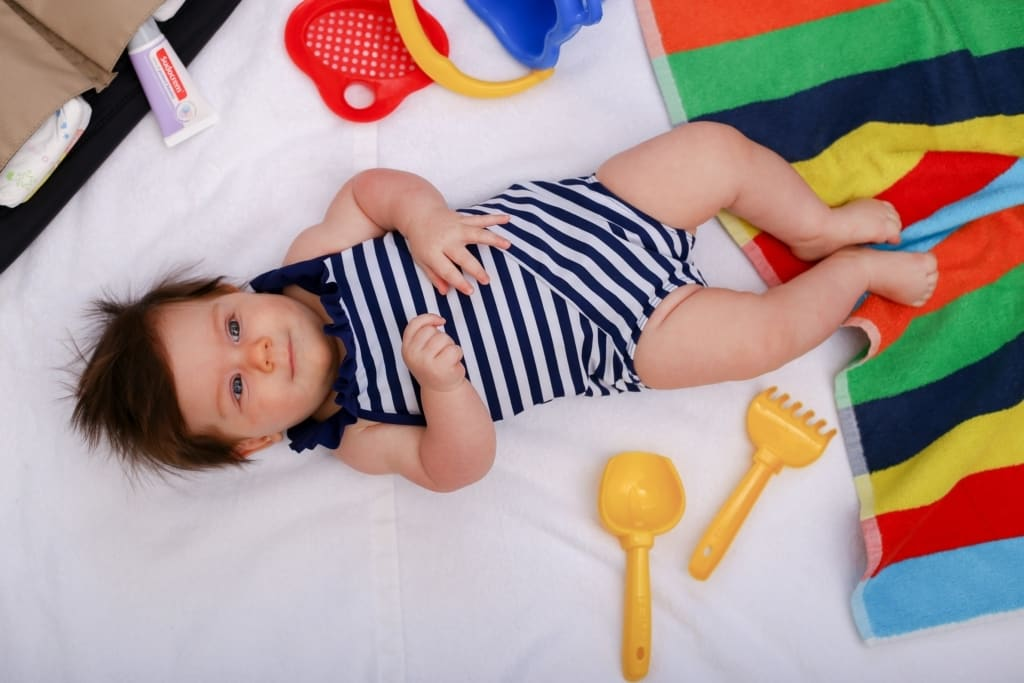 Fontos! Erre figyelj, ha babával indulsz nyaralni!