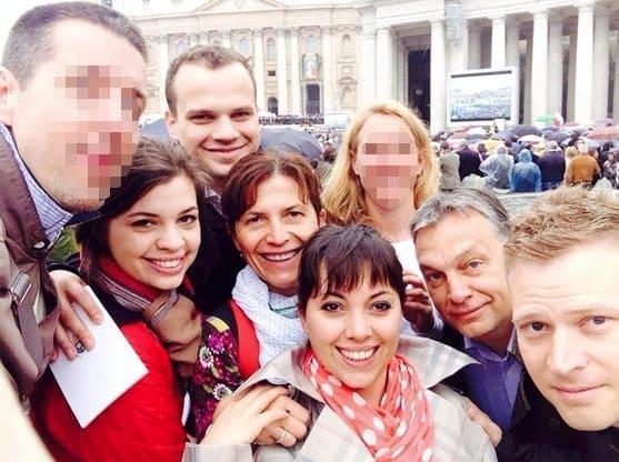 Férjhez ment Orbán Viktor második lánya, Sára