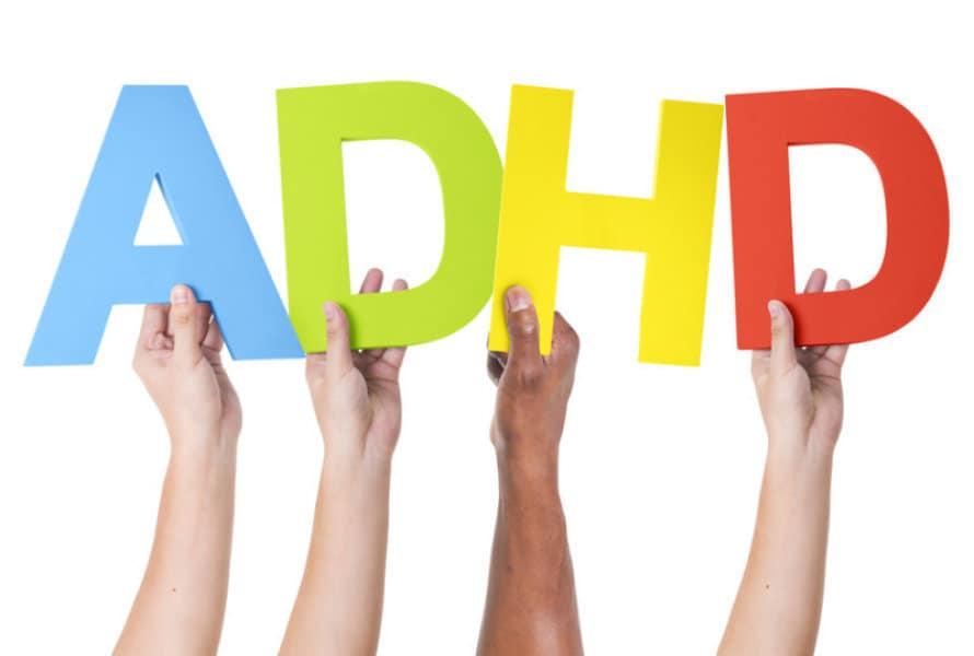 Az ADHD-s gyerekekkel minden vásárlás kaland