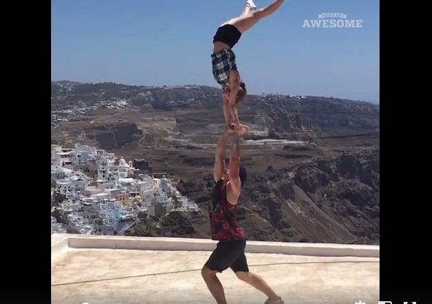 Hihetetlen emberi teljesítmények - VIDEÓ!