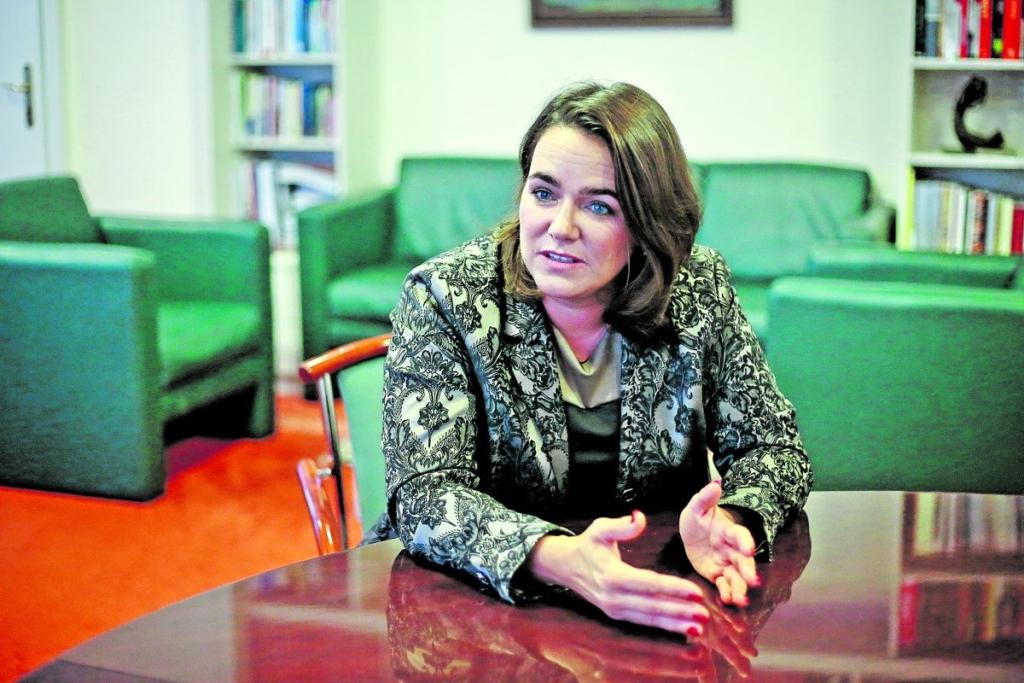 Novák Katalin: A kormány célja, hogy gyarapodó, fiatalodó nemzet legyünk