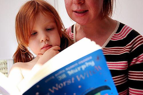Ne hagyjuk abba a hangos olvasást a gyermeknek!
