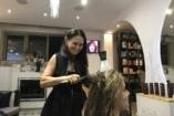 A frizura (is) teszi az embert – interjú Ternyák Kata mesterfodrásszal