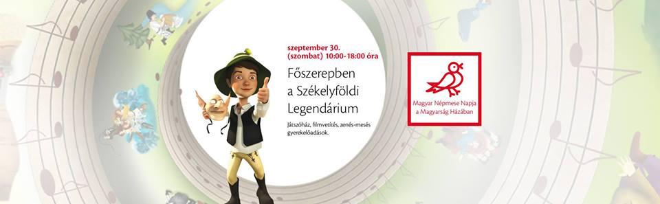 Szeptember 30: a magyar népmese napja