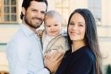 Megszületett a svéd hercegi pár második kisfia