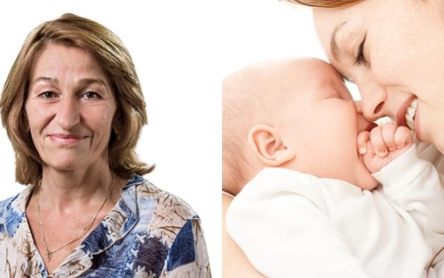 Nincs csecsemő anyai gondoskodás nélkül