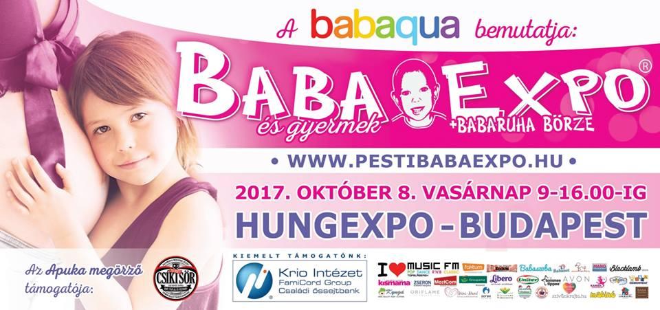 Több, mint expo: Baba-Expo a Hungexpon - JÁTÉK!