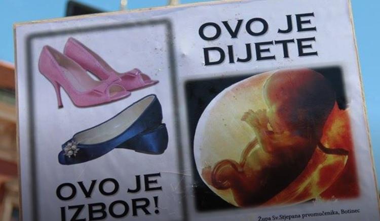 Szigoríthatják az abortusztörvényt Horvátországban