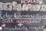 Kicsi a bors: Komatál - tejszaporító édeskömény krémleves és madártej