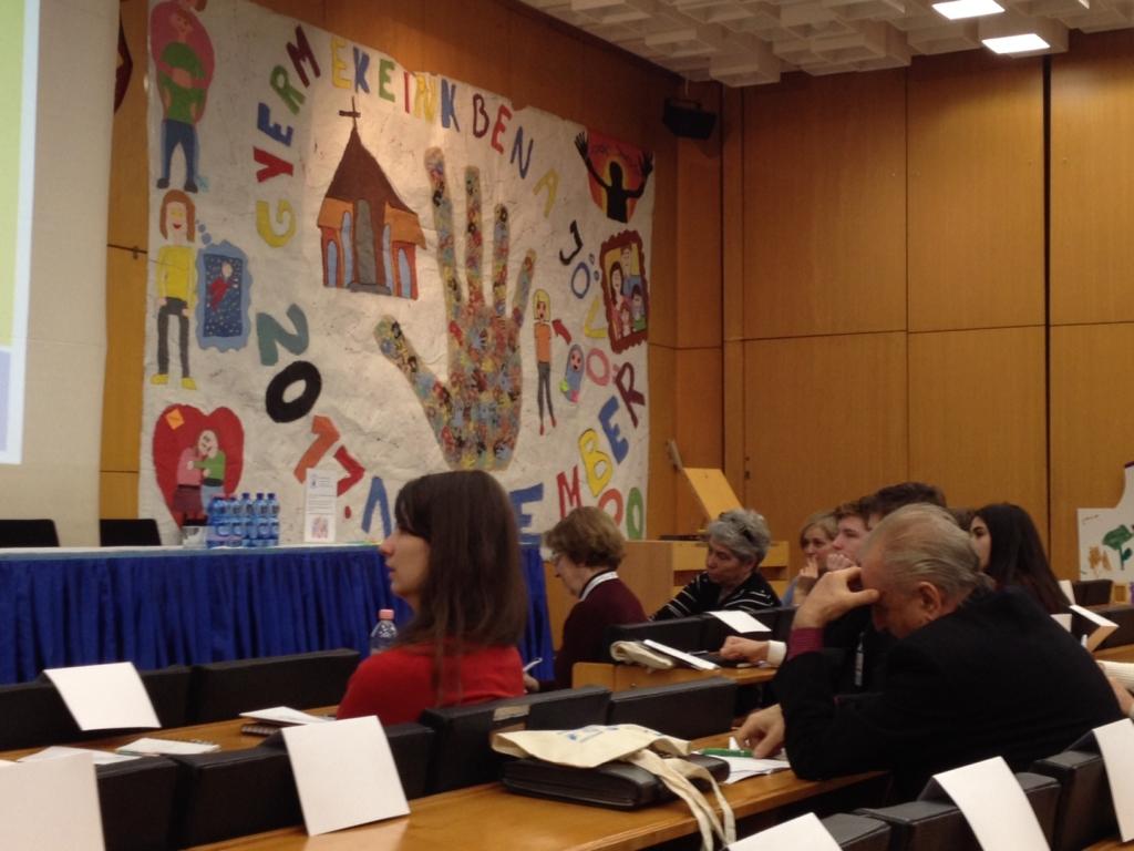 Gyermekeinkben a jövő – beszámoló a konferenciáról
