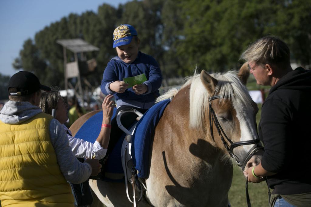 Varázslatos lovak - lovasterápia testközelből