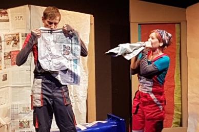 Mi újság? – interjú a Kolibri Színház színészeivel + JÁTÉK